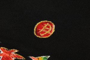 皆川月華作 留袖のサブ3画像