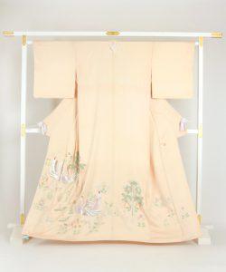 野村静枝作 色留袖のメイン画像