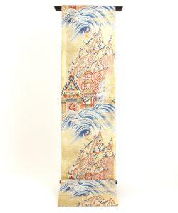 志ま亀謹製 錦織丸帯 龍宮のメイン画像