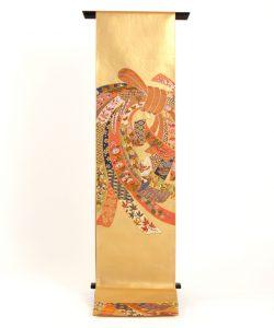 山口伊太郎作 本金箔袋帯のメイン画像