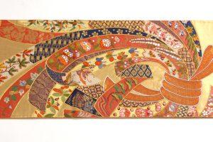山口伊太郎作 本金箔袋帯のサブ2画像