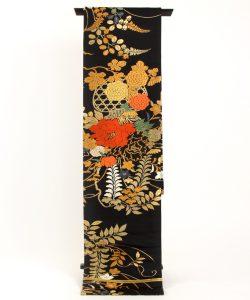 志ま亀謹製 錦織丸帯のメイン画像
