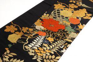 志ま亀謹製 錦織丸帯のサブ1画像