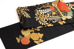 志ま亀謹製 錦織丸帯のサブ3画像
