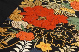 志ま亀謹製 錦織丸帯のサブ4画像