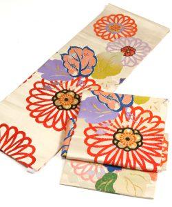 龍村平蔵製 丸帯 作り帯のメイン画像