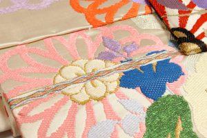 龍村平蔵製 丸帯 作り帯のサブ3画像