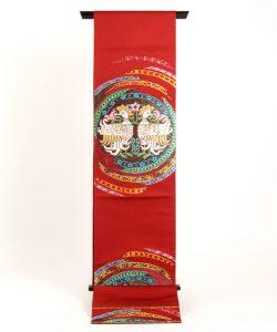 龍村光峯謹製 袋帯 「西域冠鳩文」のメイン画像