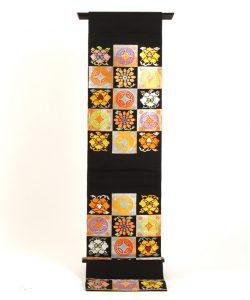 龍村平蔵製 袋帯「 遠州錦」のメイン画像