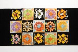 龍村平蔵製 袋帯「 遠州錦」のサブ2画像