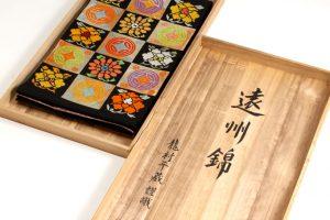 龍村平蔵製 袋帯「 遠州錦」のサブ4画像