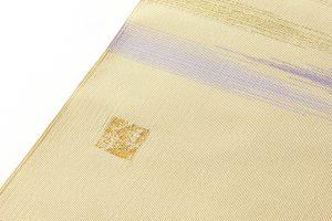 人間国宝 細見華岳作 綴織八寸帯のサブ4画像