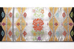 龍村平蔵製 袋帯  天竺祭馬文のサブ4画像