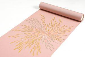 人間国宝 福田喜重作 刺繍塩瀬名古屋帯 菊のサブ5画像