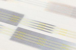 深石美穂作 川平織着尺 「水心雲影」のサブ2画像