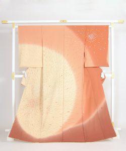 福田喜重作 訪問着「菊」のメイン画像