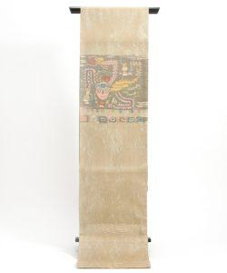 帯屋捨松製 手織袋帯地のメイン画像