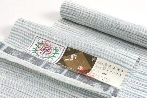 北村栄美子作 宮古上布 名古屋帯地のサブ3画像