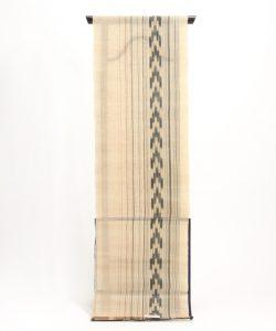 人間国宝 平良敏子作 芭蕉布九寸名古屋帯のメイン画像