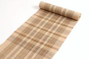 平良敏子作 芭蕉布花織八寸名古屋帯のサブ1画像