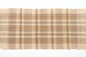 平良敏子作 芭蕉布花織八寸名古屋帯のサブ3画像