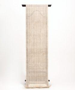 丹後藤布 加畑兼四郎作 八寸名古屋帯 のメイン画像