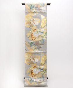 川島織物謹製 プラチナ箔本袋帯 のメイン画像