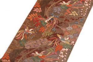 洛風林 帯匠捨松謹製 手織袋帯のサブ1画像