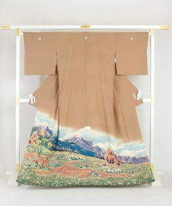 東京染繍大彦謹製 色留袖 「遠山 好晴」 のメイン画像
