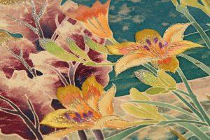 東京染繍大彦謹製 色留袖 「遠山 好晴」 のサブ2画像