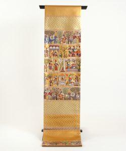 大西織物謹製 ラーマヤナ 古代インドの大叙事詩のメイン画像