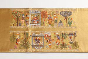 大西織物謹製 ラーマヤナ 古代インドの大叙事詩のサブ2画像