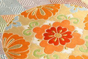 川島織物謹製 本金箔本袋帯 のサブ1画像
