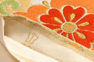 川島織物謹製 本金箔本袋帯 のサブ3画像