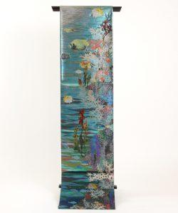 広部織物謹製 袋帯 熱帯魚のメイン画像