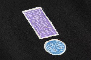 百貫華峰作 本加賀友禅留袖 「千鳥に松」のサブ2画像