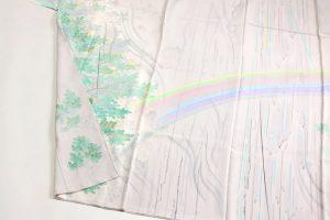 中町博志作 本加賀友禅訪問着「那智魂雲」のサブ2画像