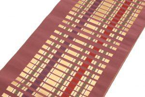 小川規三郎作 献上博多織八寸帯 浮織献上のサブ1画像