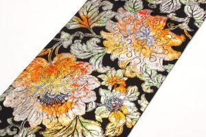 龍村平蔵製 丸帯  大牡丹印金錦のサブ1画像