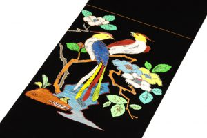 龍村平蔵作 袋帯のサブ1画像
