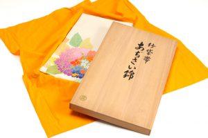 龍村平蔵謹製 夏袋帯「あぢさい錦」のサブ4画像
