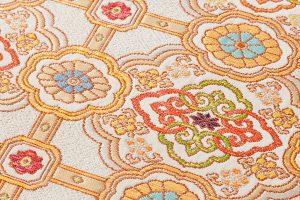 龍村平蔵製 袋帯「乾隆蜀紅錦」のサブ2画像