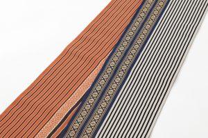 小川規三郎作 献上博多織半巾帯のサブ1画像