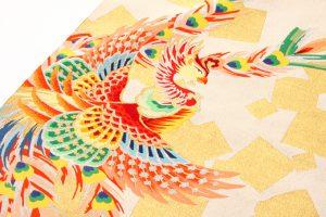藤原織物製 綴れ丸帯地のサブ1画像