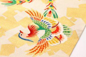 藤原織物製 綴れ丸帯地のサブ2画像