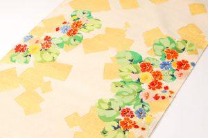 藤原織物製 綴れ丸帯地のサブ3画像