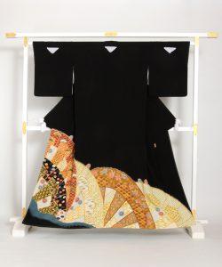 木村雨山作 本加賀友禅留袖のメイン画像
