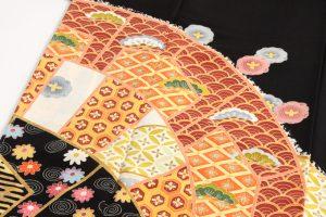 木村雨山作 本加賀友禅留袖のサブ3画像