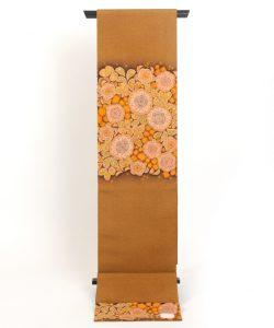 初代久保田一竹作 袋帯「宴風」のメイン画像