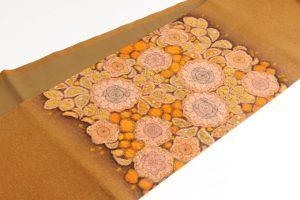 初代久保田一竹作 袋帯「宴風」のサブ1画像